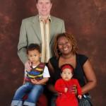 Family Xmas Photo