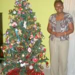 Our 2007 Xmas tree
