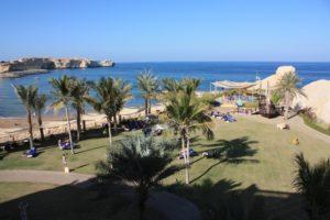 Shangri-La, Muscat (Our Xmas Holiday, Shangri-La Hotels 2011)