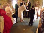 My sis Jenny wedding in Tasmania, Australia. I was a ring bearer Nov. 2011