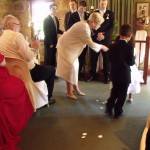 My sis Jenny wedding in Tasmania, Australia. I was a ring bearer Nov. 2011