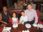 Mum's birthday in Singapore with my family. Oct 2011