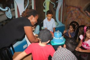 Amani 6th B. party (Amani's 6th Birthday Party)