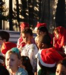 School Christmas play Dec 2011