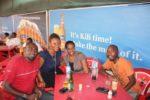 Breakpoint Posta with Blandina na kaka zake Festo and Gabu