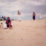 What a star, can u see all eyes on me lol! Bongoyo Island Dar es Salaam 2002