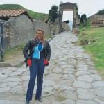 Pompeii City Napoli, Italy 2002