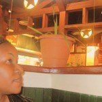 at chillis restaurant
