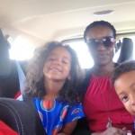 Malaika, Tina and Amani