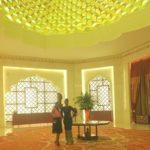 With baby sis Tina @Al Bandar hotel