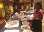 Baby sis Tina @Al Tanoor restaurant