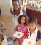 We love breakfast, yah!