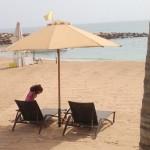 Spotted Malaika Imani @The beach
