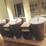 I love good restroom like this one Al Bandar hotel