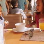 My kids Amani Matthew & Malaika Imani
