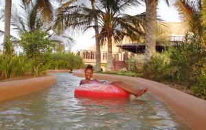 Shangri La 2012 (Fun In The Lazy River @Al Waha, Shangri-La Hotel Oman. Aug, 2012)