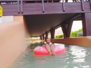 Shangri La 2012 (Fun In The Lazy River @Al Waha, Shangri-La Hotel Oman. Aug, 2012)