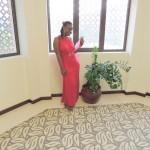 Baby sis Tina @Al Bandar hotel