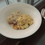 Cashew nuts, muesli & mongo muesli