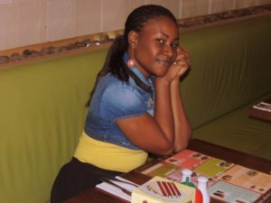 Tina Eid Oman (My Baby Sis Tina Eid Day @Muscat City Center Mall. Aug 2012)