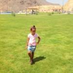 my daughter Malaika Imani