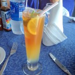 Tina's ice tea