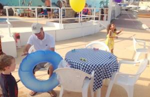 Malaika 5th birthday party (Malaika's 5th birthday pool party @Bandar Marina. 20th Sept 2012)