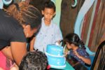 My brother Amani's 6th birthday 15th Feb