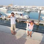 My kidos Amani & Malaika