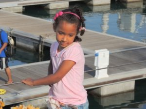 Marina Aug. 2012 (Lunch with family @Bandar Marina, Oman. Aug, 2012)