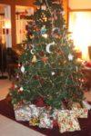 Santa was good to me & Amani, Xmas Day. Dec, 2011