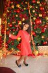 I love the Xmas tree @Shangri-La hotel