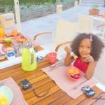 Breakfast @Shangri-La hotel