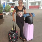 Just arrived @JK Nyerere International Airport, Dar