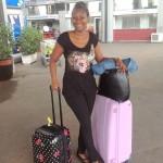Just arrived @JK Nyerere International Airport, Dar