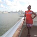 Onboard MSC Poesia