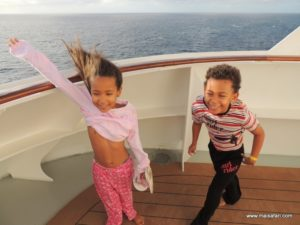 MSC cruise day 2 (Day 1 @The Sea MSC Poesia Cruise Ship. Dec 02, 2012)