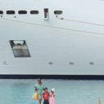 Docked in Bonaire
