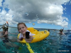 Bonaire 2012 (Snorkeling At Bonaire Island, Day 3 MSC Cruise Ship Dec 4. 2012)