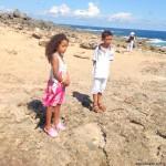 @ocean natural stone bridge