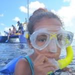 Malaika Snorkelling at Bonaire