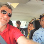 On our way to mud Volcano, El Totumo, Colombia