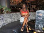 Zebra bar @ MSC Poesia Cruise Ship