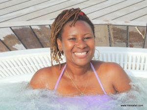 Jaccuzzi time after long day