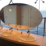 One of the toilet @MSC Poesia Cruise Ship