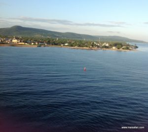 Jamaica 2012 (Arriving In Falmouth, Jamaica @ MSC Poesia Cruise Ship, Day 8. Dec, 10.2012)
