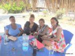 Aunt Judy, mama Amika, Scola, Flora