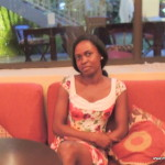 my baby Flora @ Southern Sun hotel
