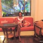 my baby Flora @ Southern Sun hotel