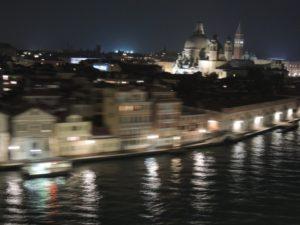 Meli ikianza kuondoka Venice